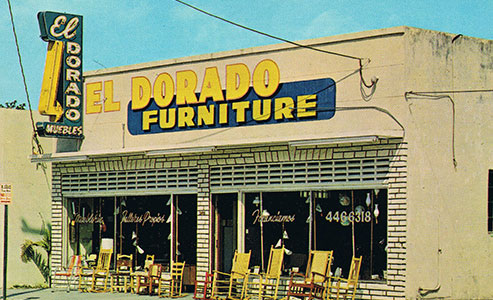 El Dorado Furniture 50 Years