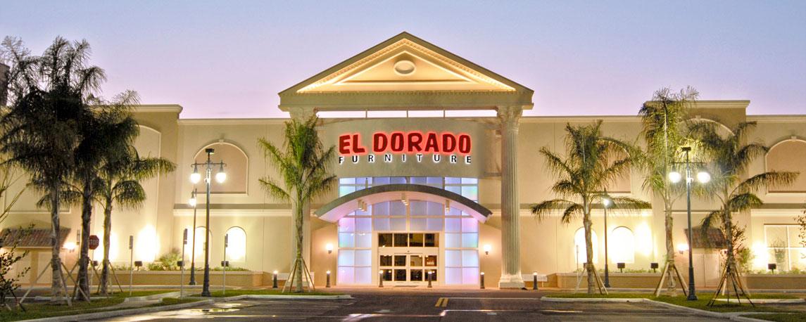 El Dorado Furniture 50 Years, El Dorado Furniture Locations